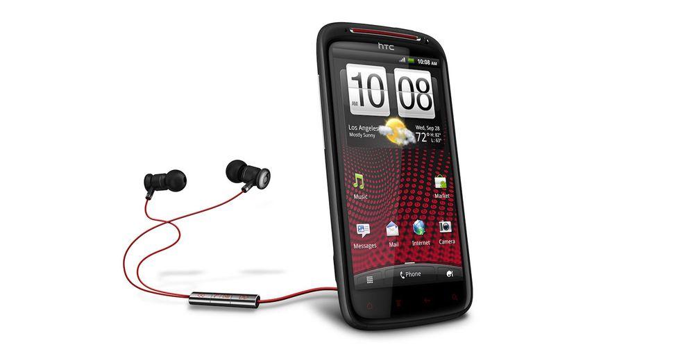 HTC lanserer Sensation XE