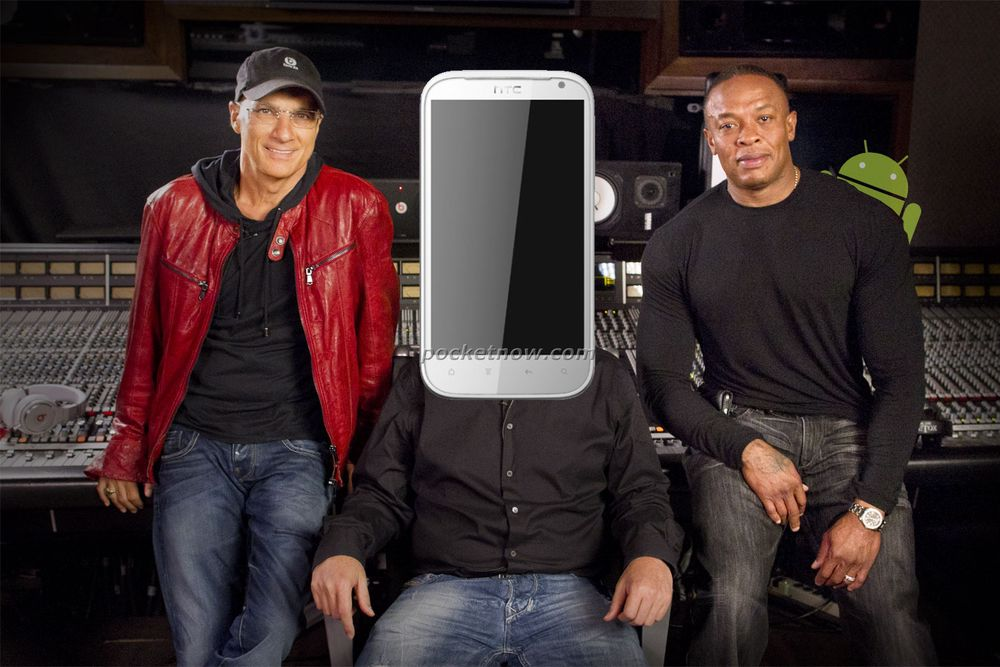 Er dette den første Beats-mobilen?