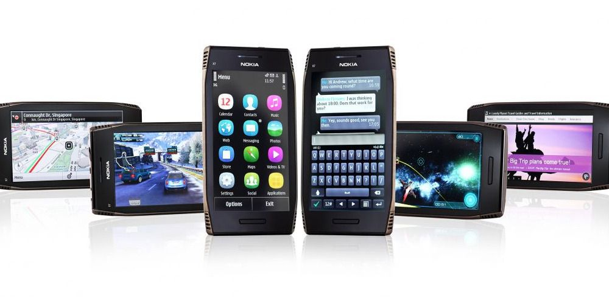 Nokia microsoftifiserer Symbian
