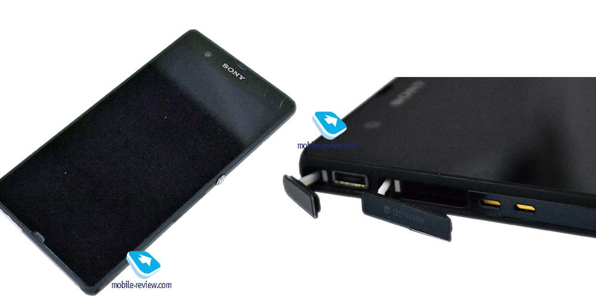 Sonys supertelefon er testet