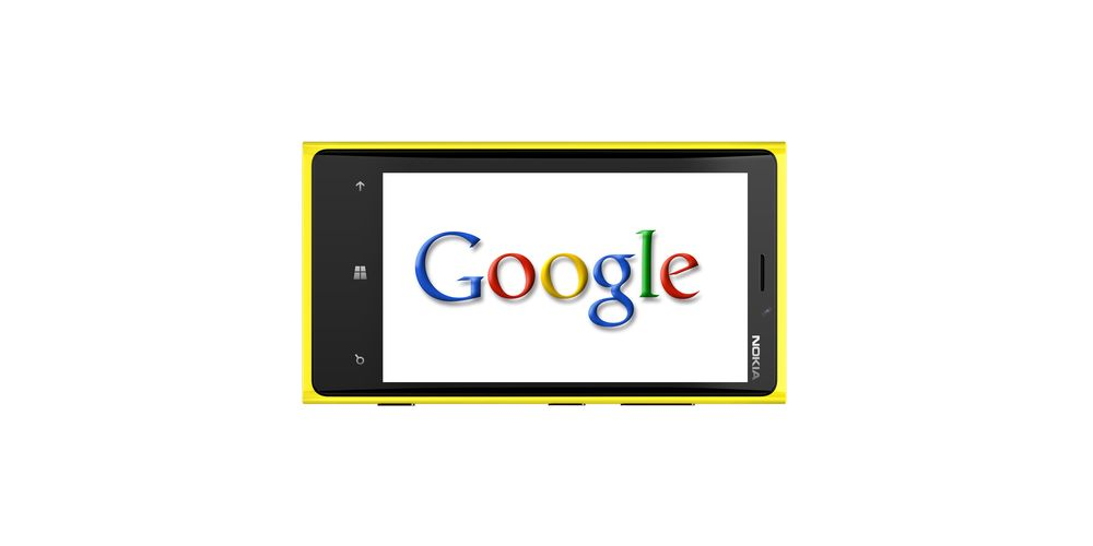 Google fullstendig uinteressert i Windows Phone 8
