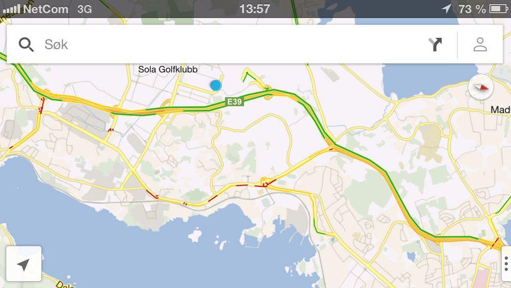 Et gledelig gjensyn med Google Maps