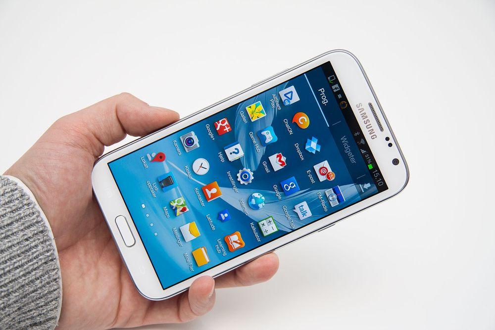 Oppdatering gir Galaxy Note II nye funksjoner