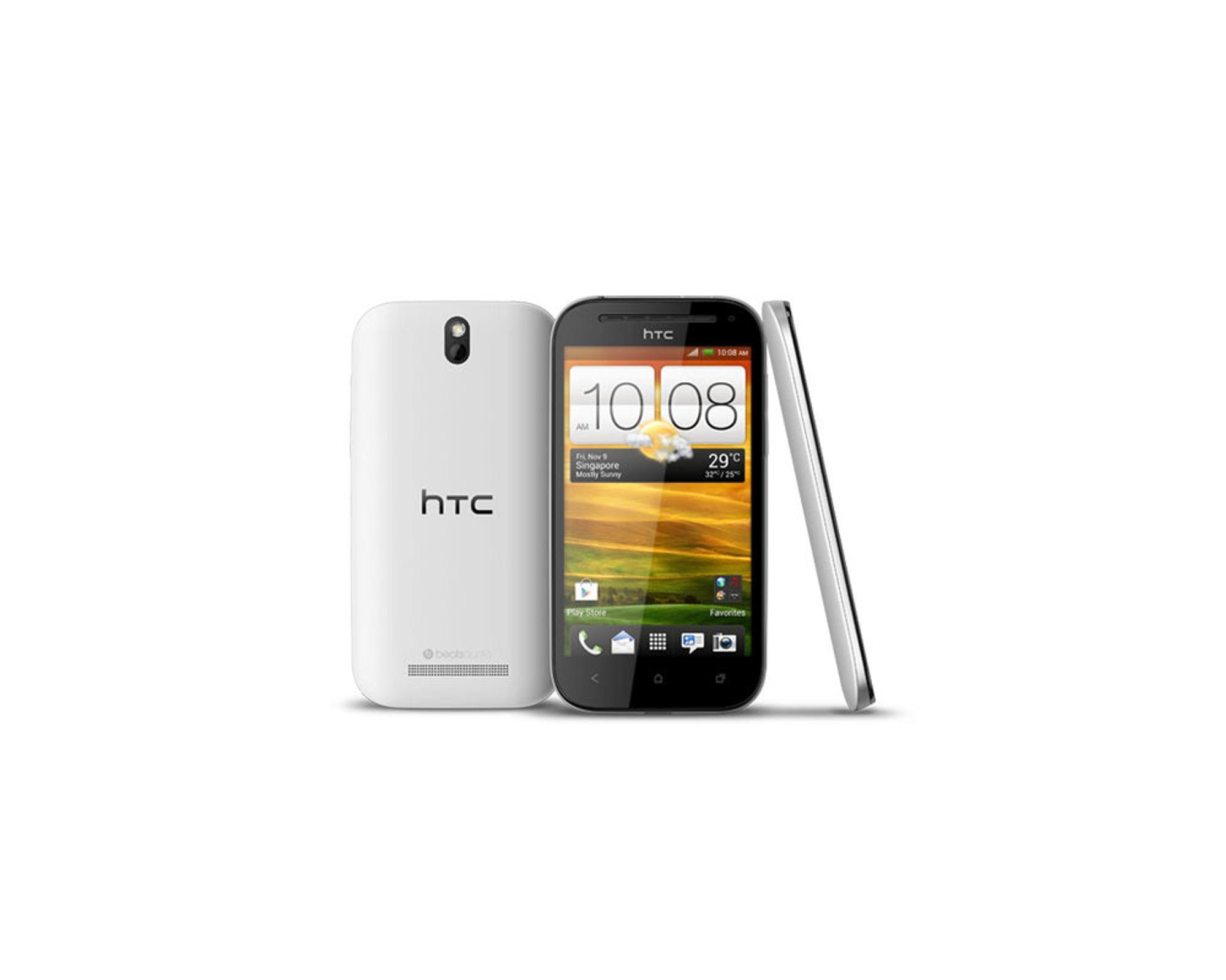 HTC lanserer One SV