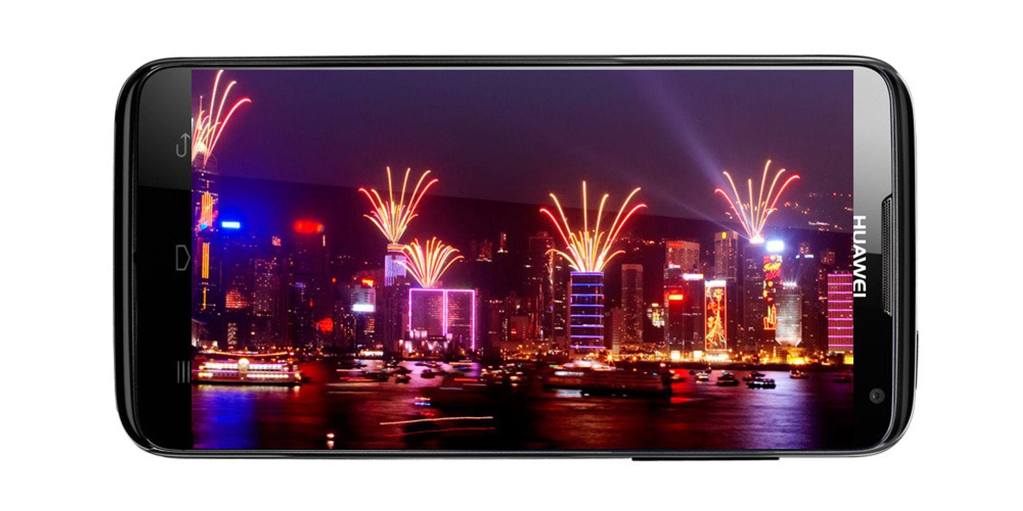 Huawei bekrefter Note II-konkurrent