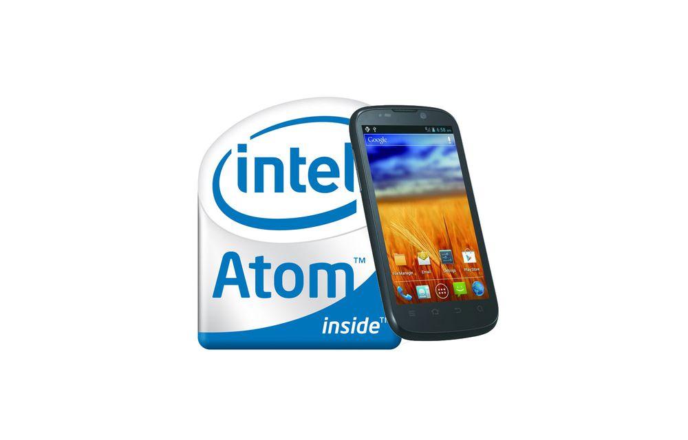 Intel-telefonen kommer til Norge