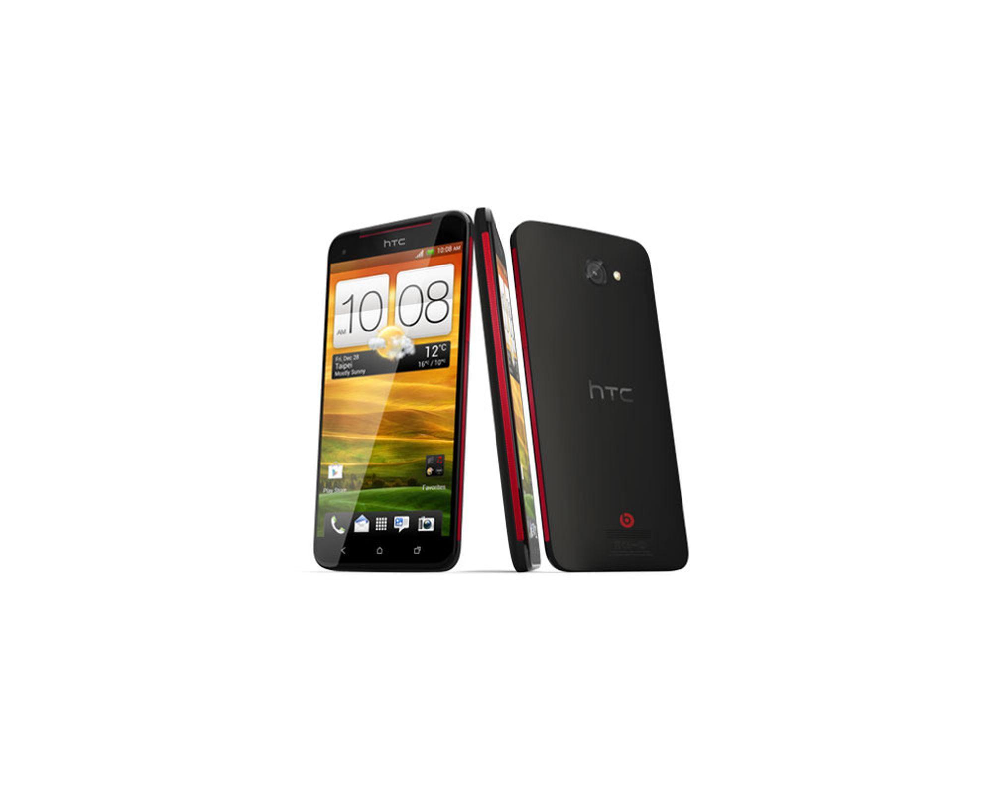 HTC-råskinn lansert