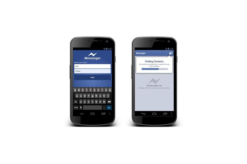 Facebook går i strupen på SMS