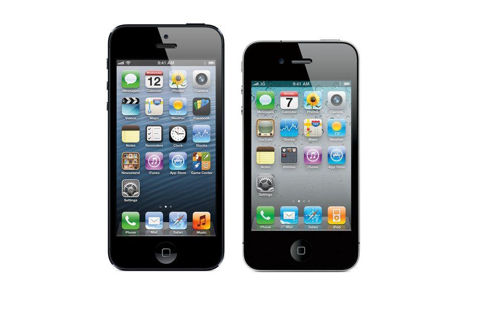 Iphone alene på nettet