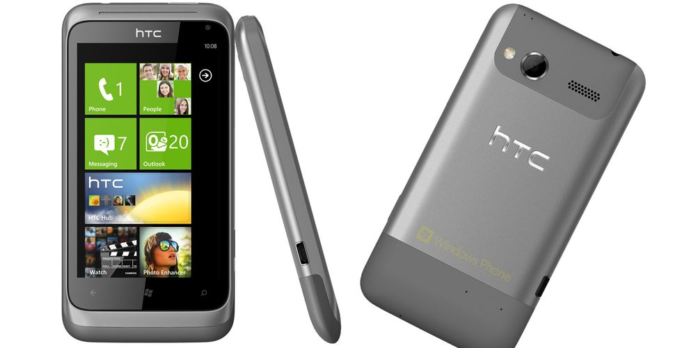 Test av HTC Radar