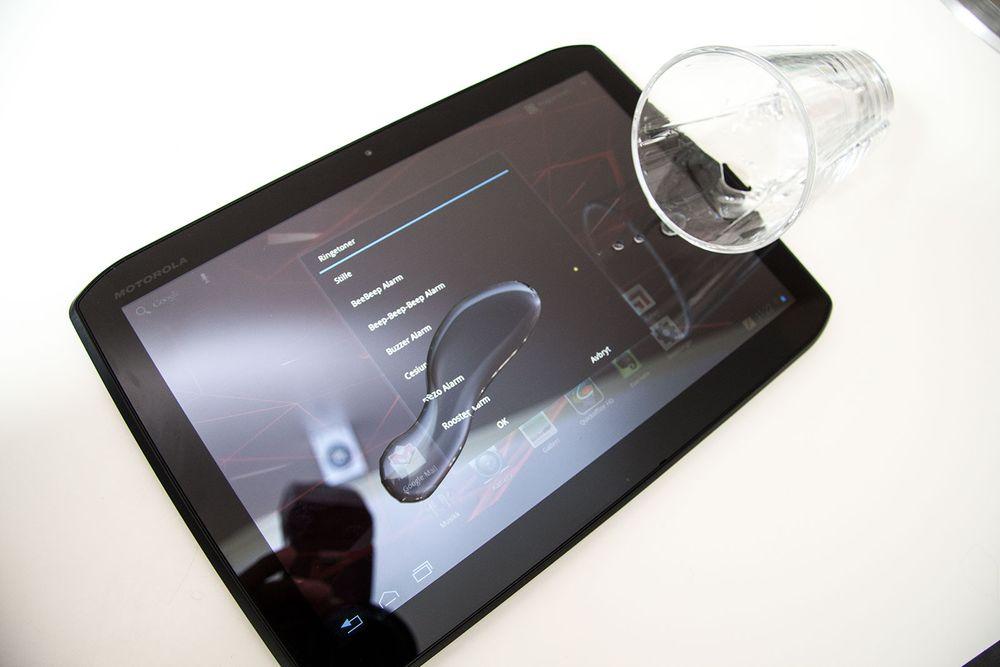 TEST: Test: Motorola Xoom 2