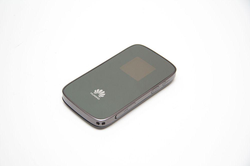 Test: Huawei E589 4G-ruter
