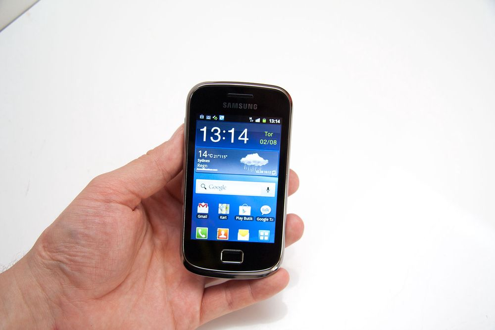 Test: Samsung Galaxy Mini 2