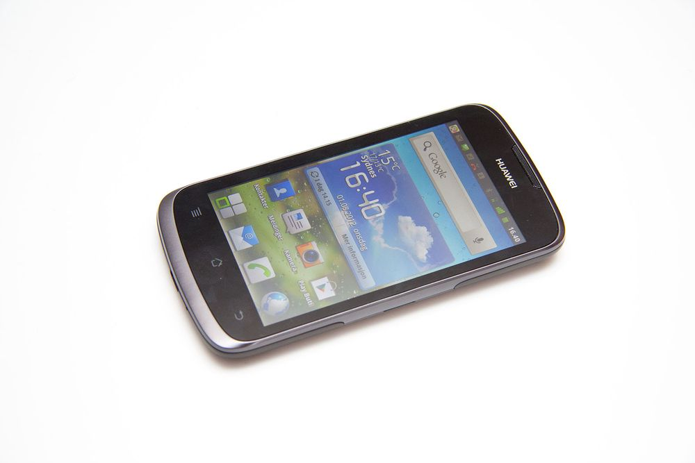 Test: Huawei Ascend G300