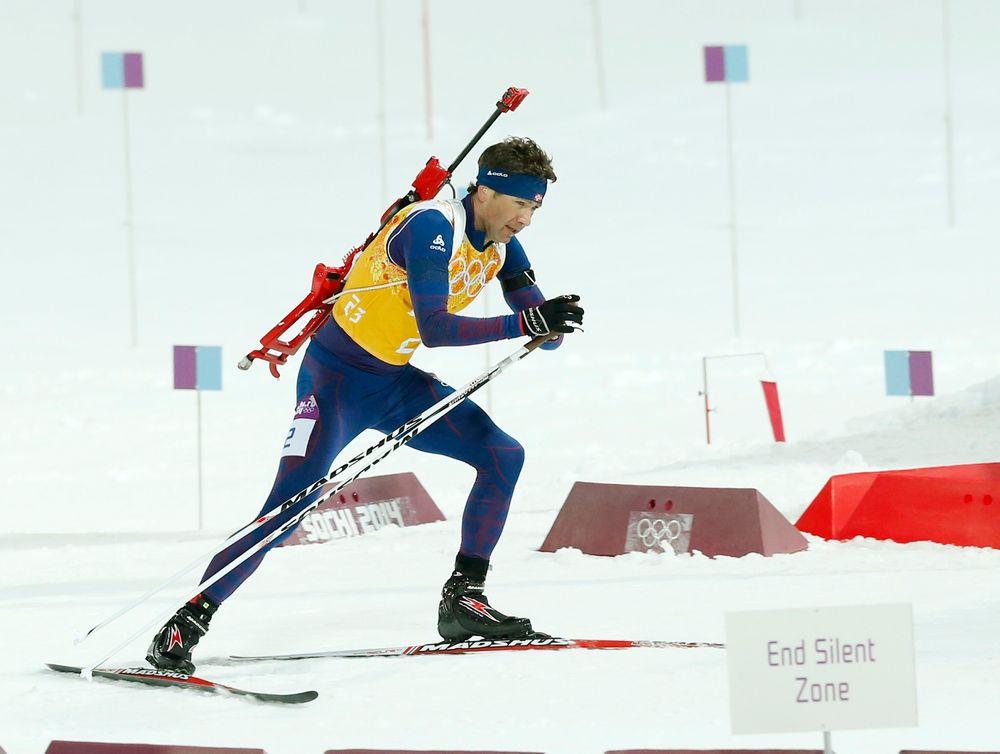 Ole Einar Bjørndalens OL-gull under stafetten i skiskyting onsdag bidro til rekordhøye datamengder på mobil tv-strømming.