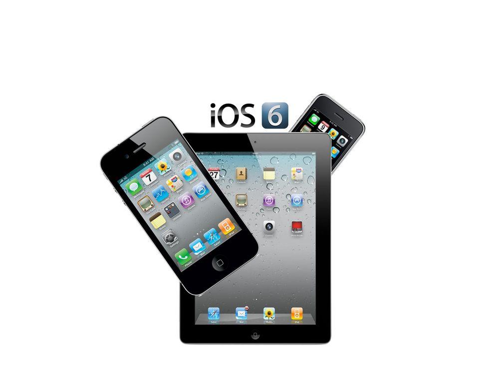 Alt du trenger å vite om iOS 6