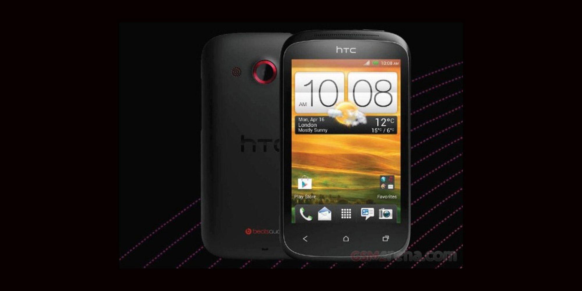 HTC lanserer Desire C