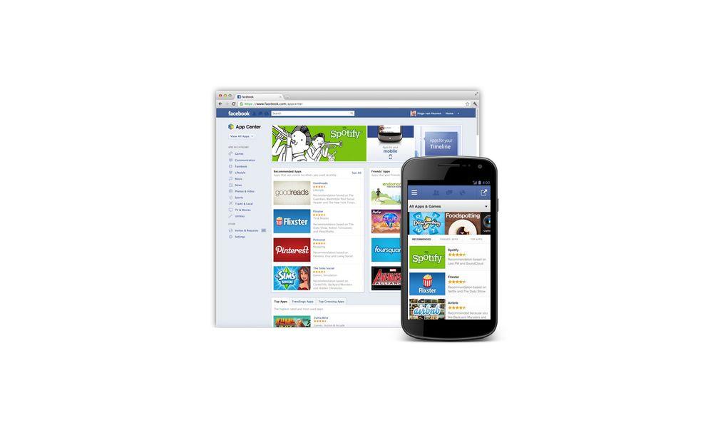 Slik blir Facebooks app-butikk