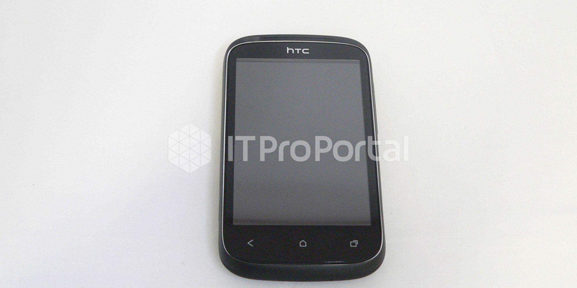 Her er HTC Desire C