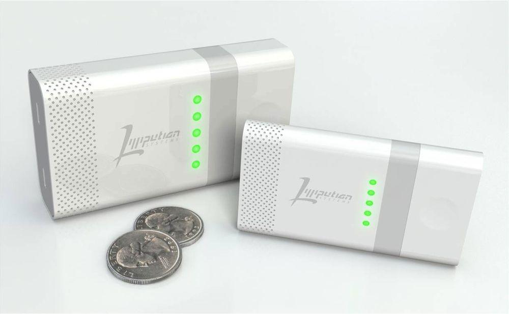Lanserer brenselcelle for mobiler