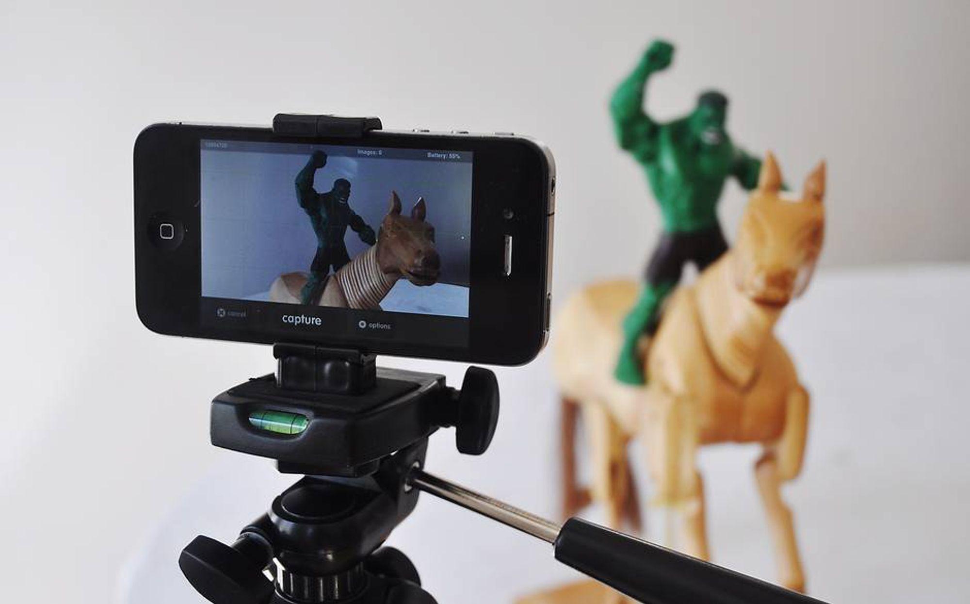 Lag din egen animasjonsfilm