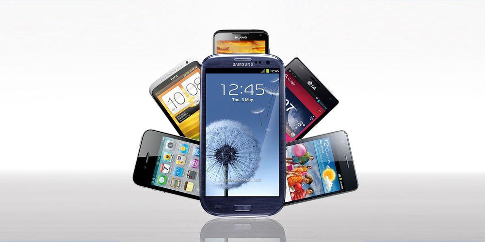 Slik måler Galaxy S III seg med konkurrentene