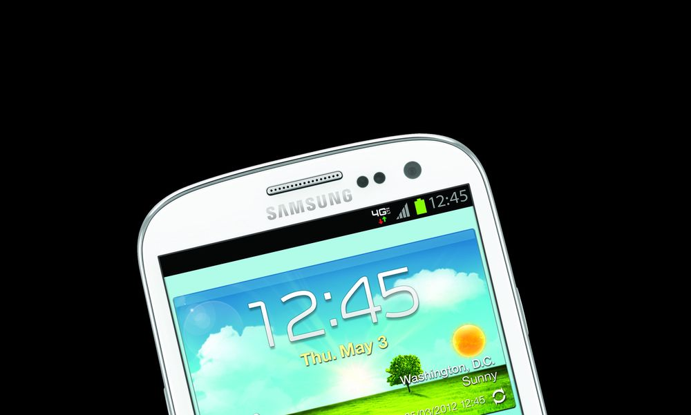 Samsung Galaxy S 4 til våren?
