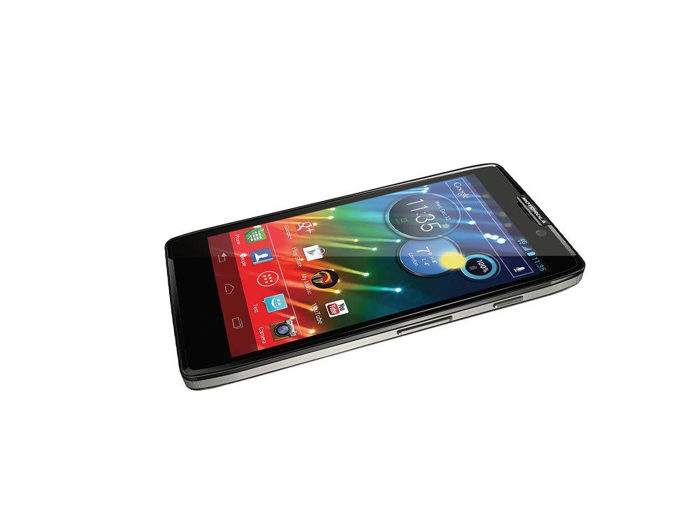 Motorola lanserer Razr HD