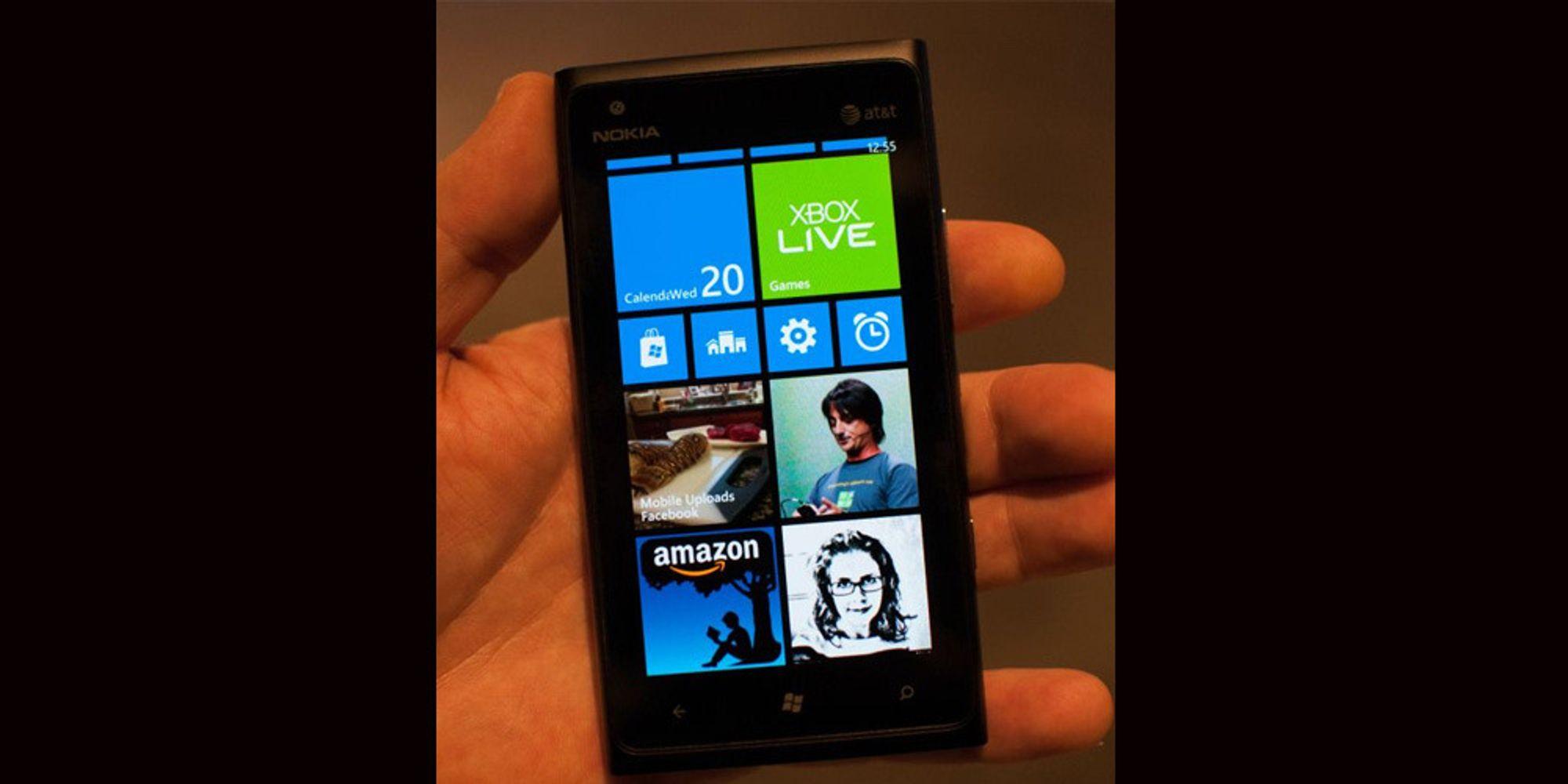 Slik blir WP 7.8 på Lumia 900