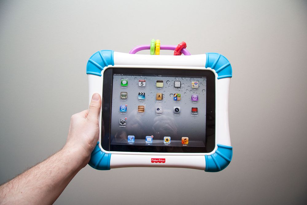 TEST: TEST: Fisher-Price Apptivity Case for iPad