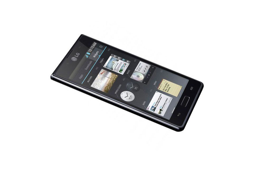 TEST: Test: LG Optimus L7