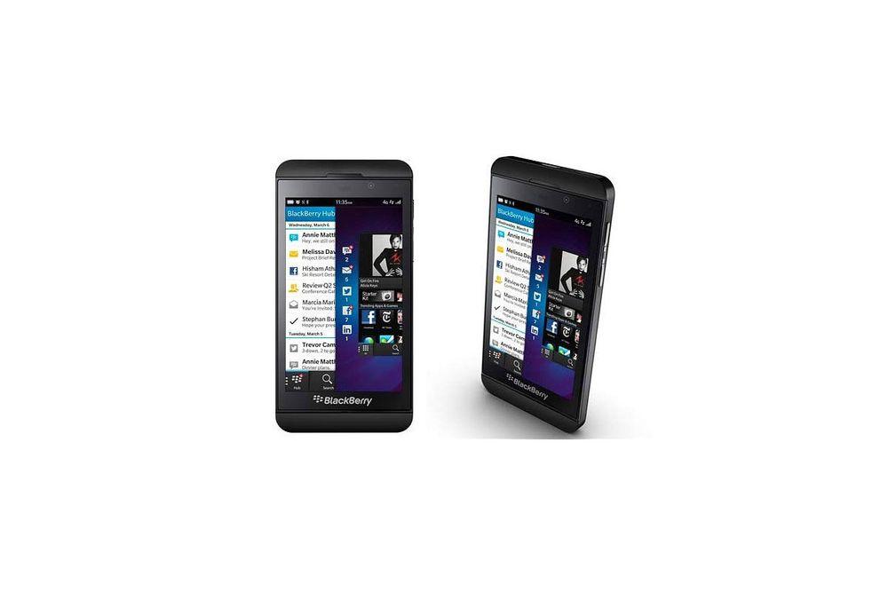 TEST: Blir BlackBerry neste kjempe som faller?