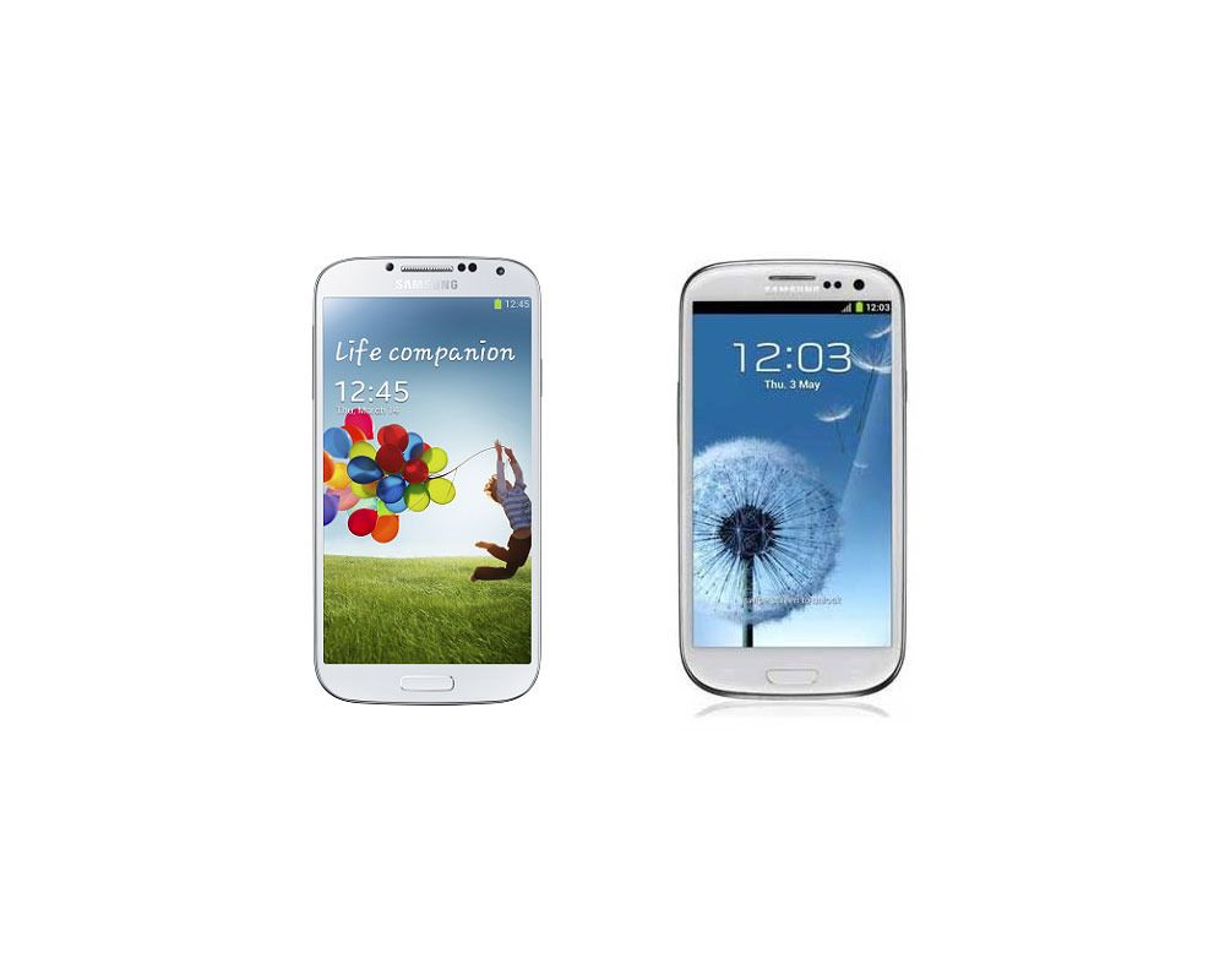 Android 4.3 til Galaxy S3 og S4
