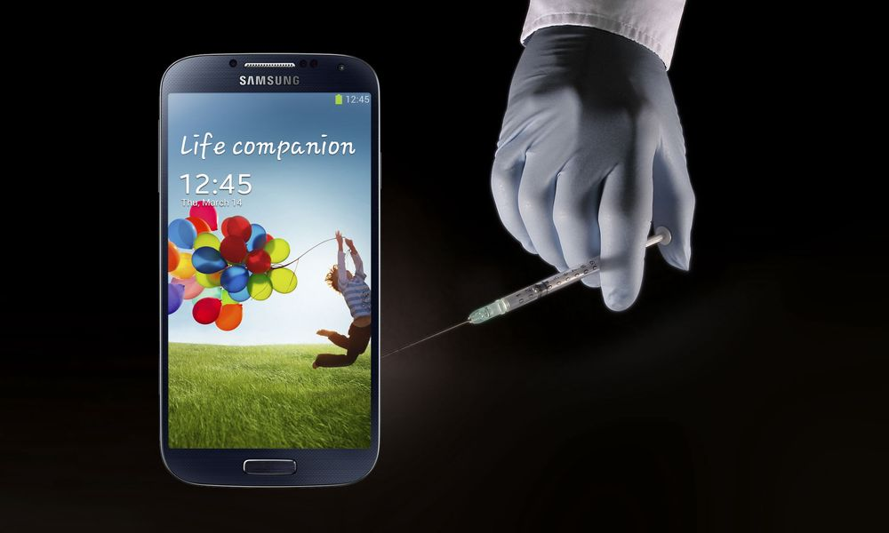 Samsung tatt for «doping» av Galaxy S4