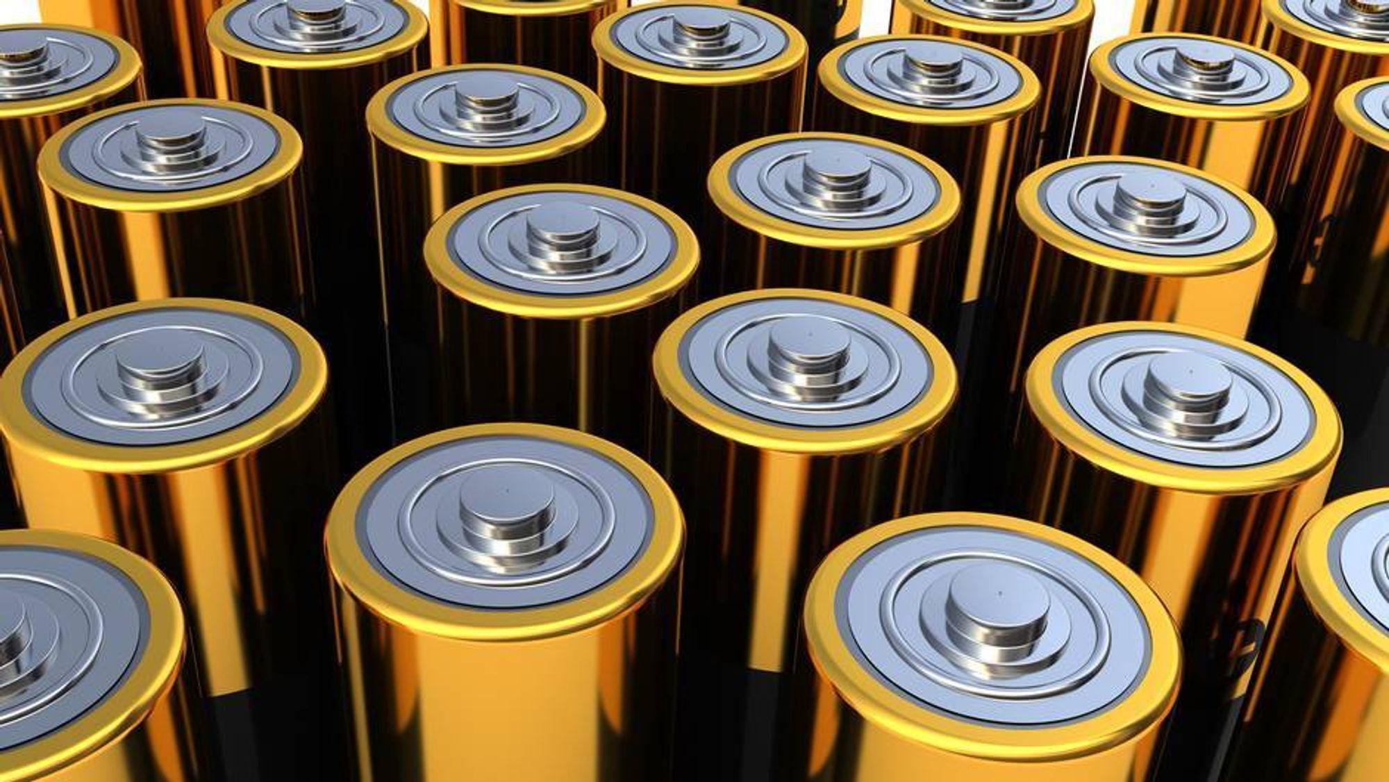 Hvordan gjør man batteriene billigere og bedre?