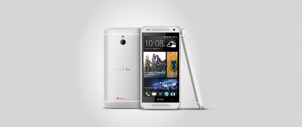HTC lanserer One Mini