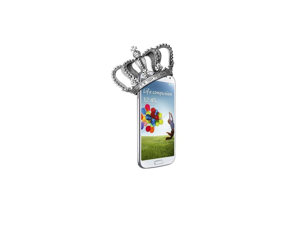 Samsung dominerte 2013