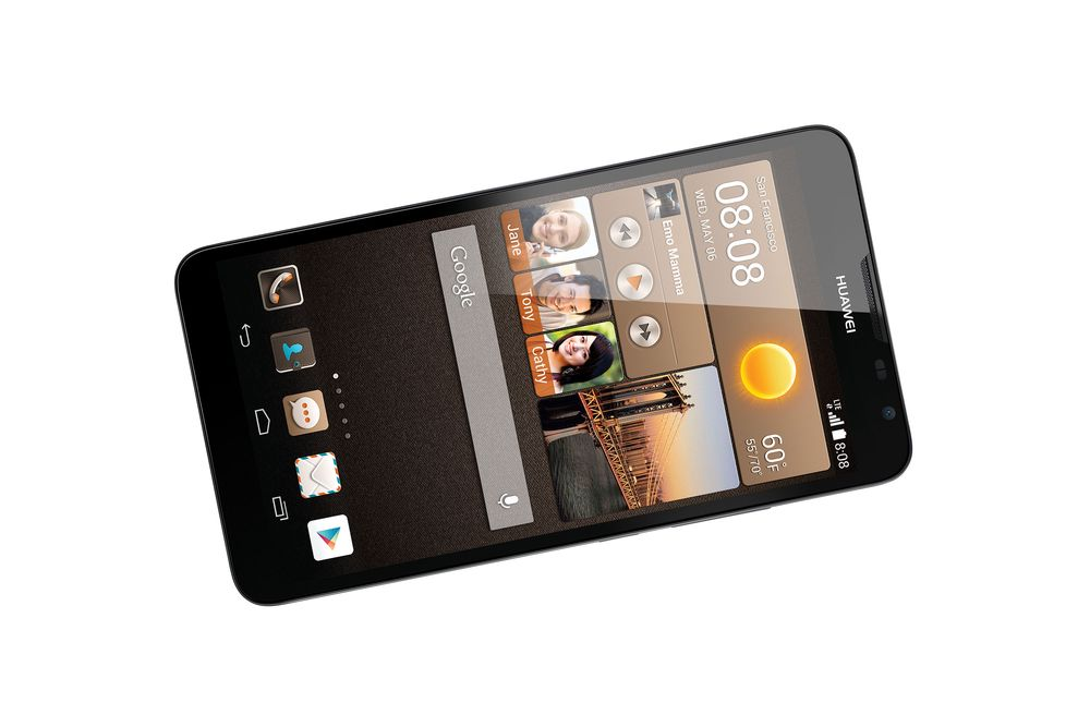 TEST: Denne mobilen kan lade andre mobiler