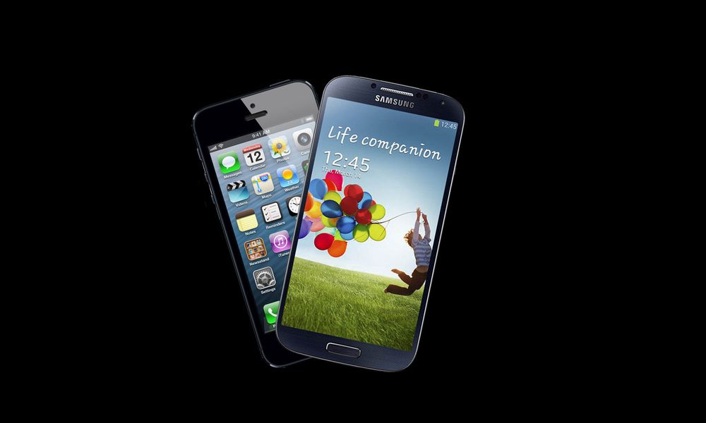 Apple og Samsung dominerte hos NetCom i 2013