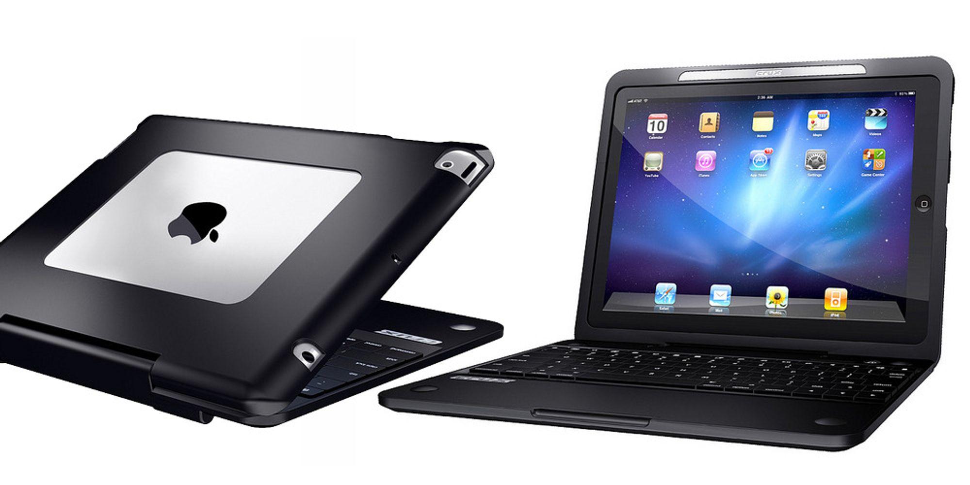 Dette er en iPad