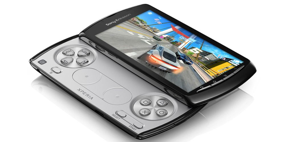 Spillras til Xperia Play