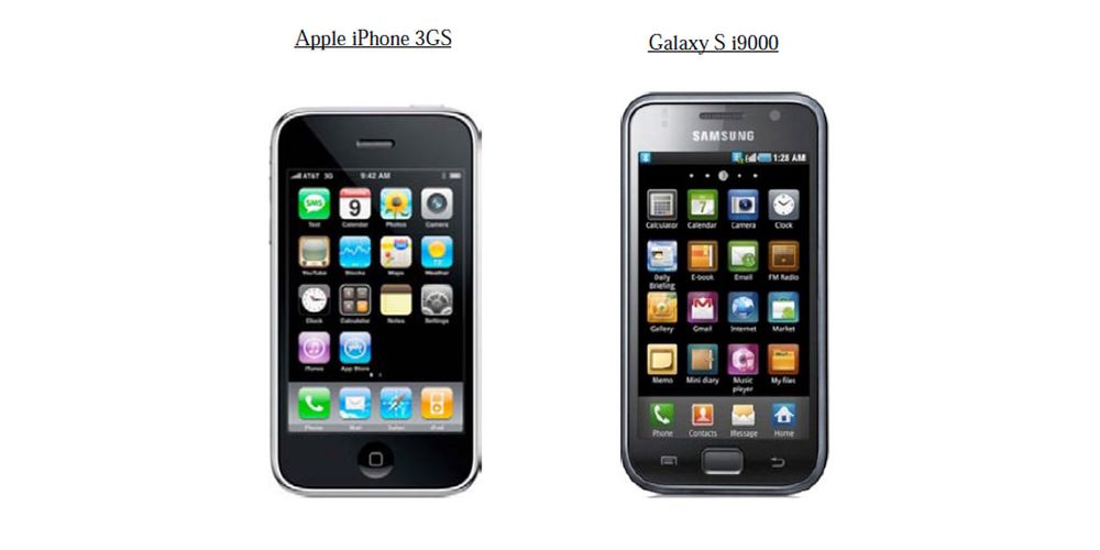 Samsung: - Kan vi få se iPad 3 og iPhone 5?