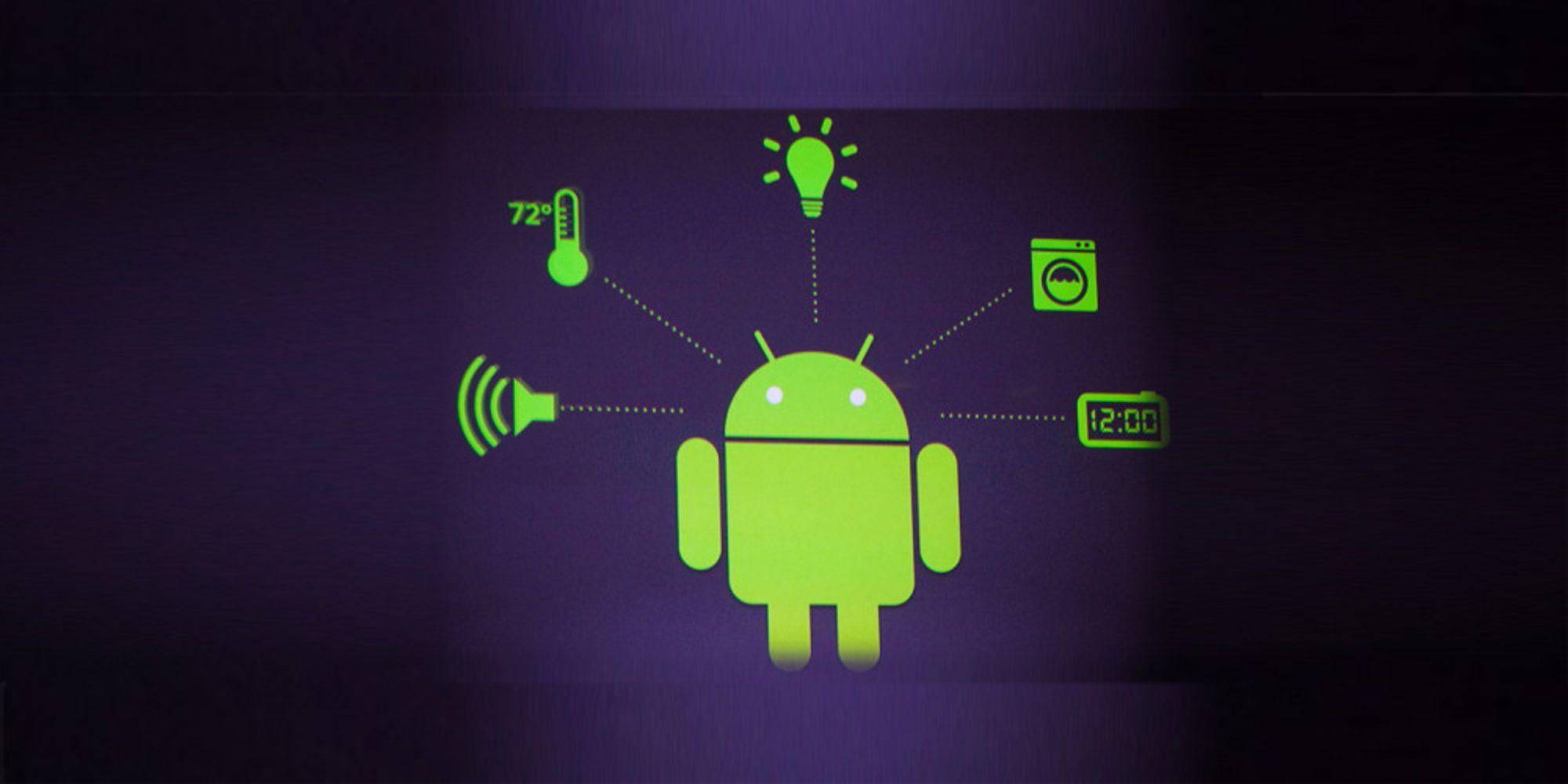 Android-huset er på vei