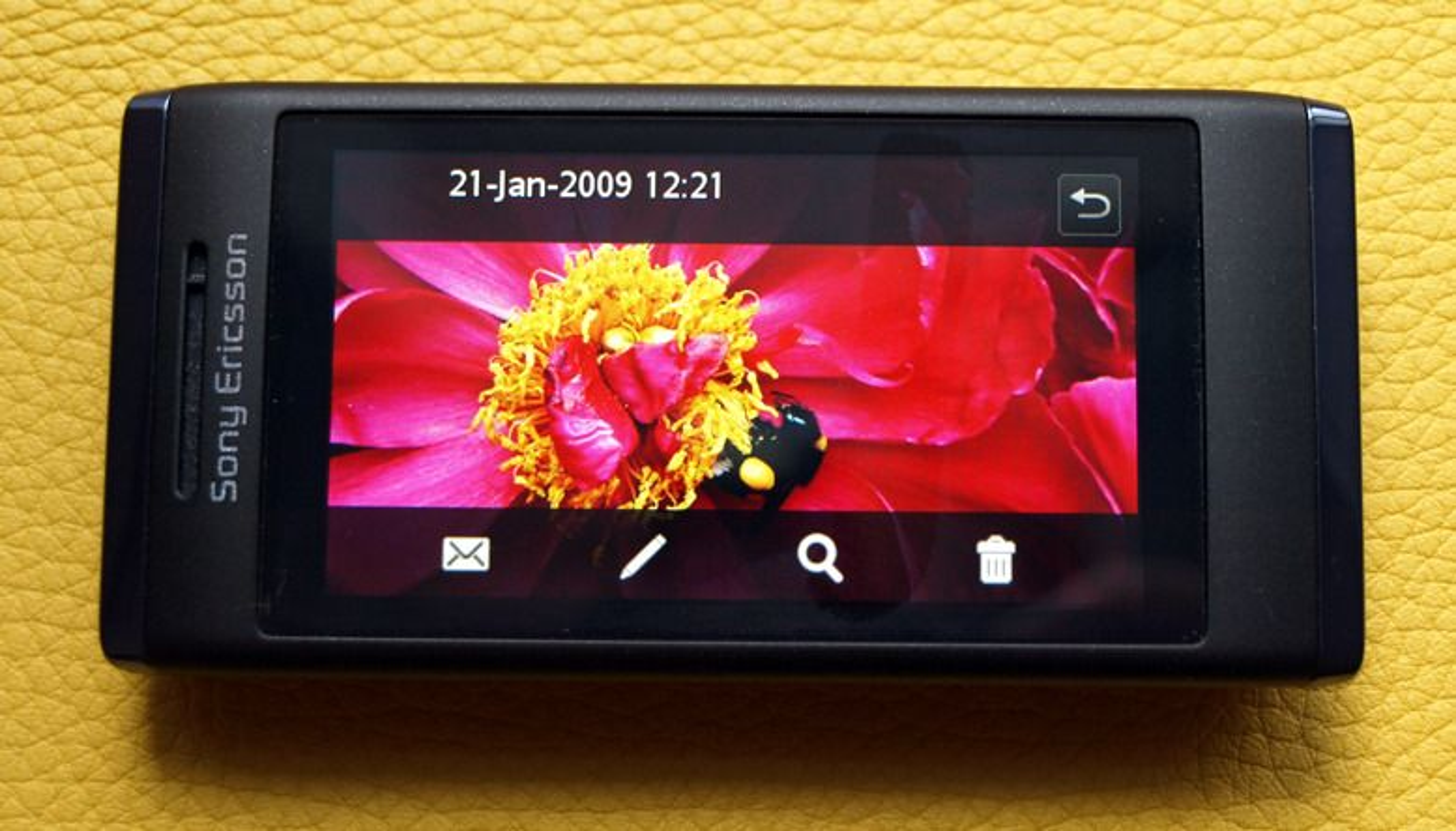 jeux sony ericsson u10i mobile9
