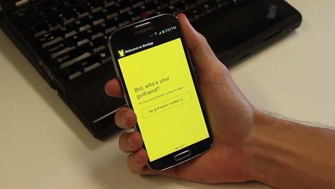 Denne appen sender SMS til kjæresten din
