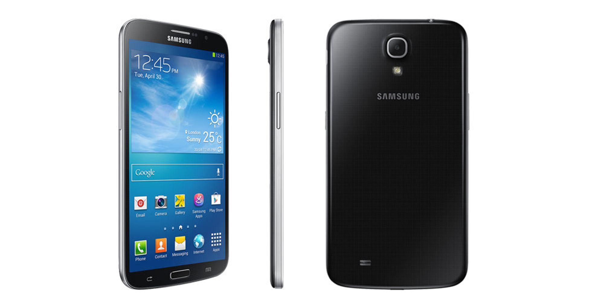 Kjempe-Samsung kommer til Norge
