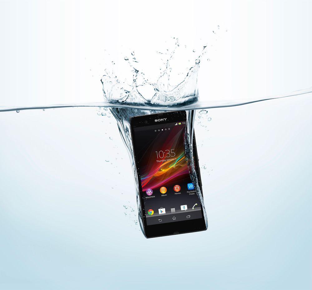 Sony skyter fart i mobilmarkedet