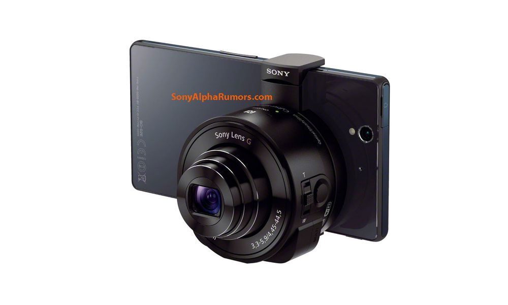 Sony vil gjøre enhver mobil til et kamera