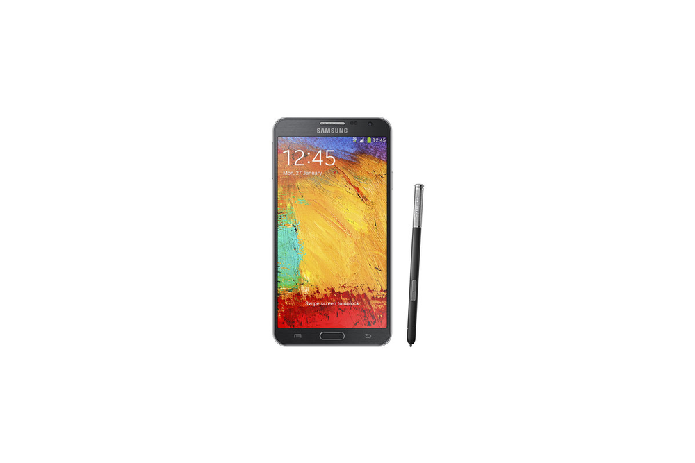 TEST: Samsung lanserer mindre Galaxy Note 3