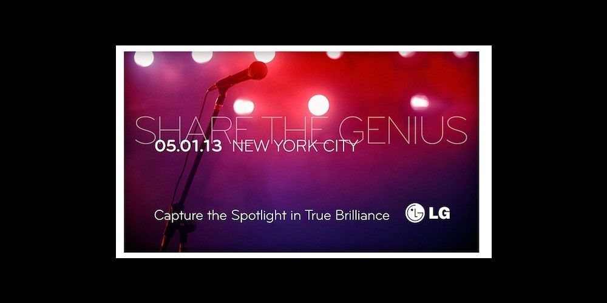LG-lansering om to uker